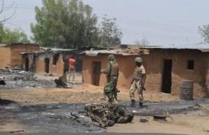 Boko Haram: Over five churches burnt down, insurgents threaten to destroy Council Secretariat